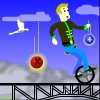 Unicycle King A Free Action Game