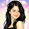Make Up Selena A Free Customize Game