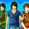 Color Up Jonas A Free Customize Game