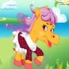 Unique Pet Pony A Free Dress-Up Game