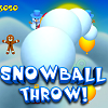 SnowBall Throw A Free Action Game