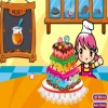 Delicious Cake Shop A Free Dress-Up Game
