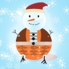 Snowman Dress Up A Free Customize Game