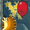 Helio comes again, but now faster and stronger.  Will you rescue the trapped balloons?  This is a Puzzle-Adventure where you have to avoid the bad guys, collect stars and rescue the trapped balloons on 16 unique levels.  The first levels are easy, but the game gets really challenging on advanced levels.