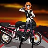 Sunset Biker Dress Up A Free Dress-Up Game