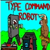 Type Command Robot A Free Action Game