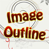 Image Outline A Free Action Game