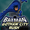 Gotham City Rush A Free Action Game