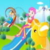 Playground Slide Fun A Free Dress-Up Game