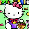 Play Hello Kitty Coloring
