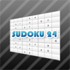 Sudoku 24 is a classical sudoku game and it contains 3 different difficulty levels. There are 24 unique puzzles.