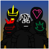 Emo Rangers A Free Action Game