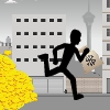 Money is Coming A Free Action Game