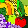 Cornucopia Coloring Game