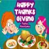 Thanksgiving Turkey Recipe A Free Dress-Up Game