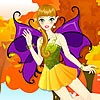 Fairy in the Autumn Woods Dress Up A Free Dress-Up Game
