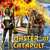 Master of catapult A Free Action Game