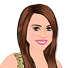 Miley Cyrus Dress-Up A Free Dress-Up Game