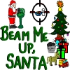 Beam Me Up, Santa A Free Other Game