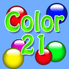 Color 21 A Free BoardGame Game