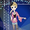 Singing Girl On Stage Dress Up A Free Dress-Up Game