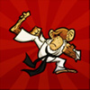 Karate Monkey A Free Fighting Game