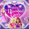 Play in the Diamond Castle and help barbie to join her prince.