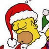 X-MAS WITH THE SIMPSONS A Free BoardGame Game