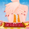 Christmas Nail Art A Free Dress-Up Game