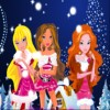 Beauty Rush 3 - Xmas Poster