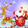 Christmas Reindeer A Free Dress-Up Game