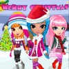 Cutie Trend Xmas Party A Free Dress-Up Game