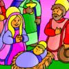 Three Kings Day Coloring A Free Customize Game