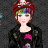 Christmas Emo Girl A Free Dress-Up Game