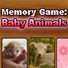 Memory Game: Baby Animals A Free Customize Game