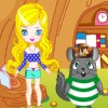 Adorable Pet Chinchilla A Free Dress-Up Game