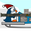 Ice Road Penguins A Free Action Game