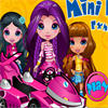 Mini Kart Exhibition A Free Dress-Up Game