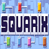 """Squarix is a Puzzle game Mix of """"Five Connect"""" and Match3 Games"""