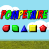 Pompetaire is a colour-matching puzzle game, with rules derived from Spider Solitaire.