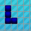 This is a tetris game with the REAL tetris rules! Simple, yet elegant and fun.