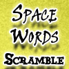 Space Words Scramble A Free Word Game