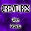 Scramble Words Creatures A Free BoardGame Game