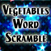 Enter letter to solve the scrambled word. All words are Vegetable related
