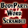 BodyWords Scramble A Free Action Game