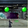 Laser Trouble is a new game by Flash Games. Use your lightsaber to destroy all the balls. Press the left and right arrow keys to move the warrior around, press the space key to activate the laser.