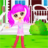 Pretty Garden Dearie A Free Dress-Up Game