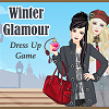 Winter Glamour MEGA DRESS UP