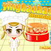 In this game yingbaobao opened a dessert shop called yingbaobao dessert stores, sales in excess of the amount requested, the remaining cash on the  Desserts for yingbaobao stores, buying beautiful props, carefully arranged something, and let the early realization of her desire to yingbaobao bar! Refueling  Simple gameplay, as well as archiving, as long as the mouse clicks can be a