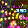 The retronauts are back! Take on an arsenal of retronauts in this 360 degree shooter. Stunning real time particle visual fx combined with non stop action will challenge your shooting skills to the max. RetroShoot360 is the sequel to the popular game, RetroShoot! This time it`s bigger and badder. Are you up to the challenge?